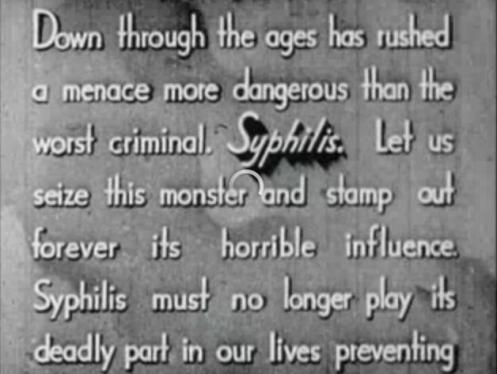 sifilis, tu enemiga